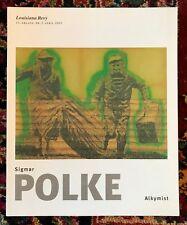 Sigmar Polke - Alkymist