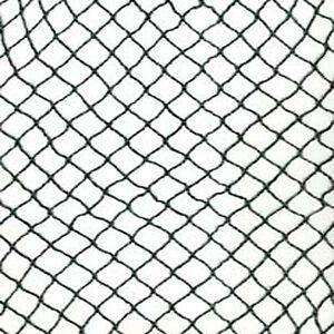 (0,90EUR/qm) Katzenschutznetz Katzennetz Balkonnetz 4 x 5 m Freigang Schutznetz