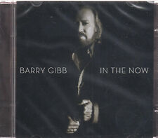 CD - Barry Gibb NEW In The Now  (2016, Sony Music) 12 Tracks USA SELLER !!
