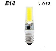 E14 LED Lampe Licht Leuchtmittel Warmweiß 230V 8W Dimmbare