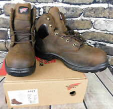 Red Wing Work & Safety Leather Medium (D, M) Boots for Men