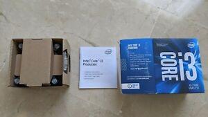 INTEL CORE I3 PROCESADOR INTEL 1151 I3-7100 2X3.9GHZ/3MB BOX