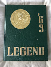1963 CLEVELAND HIGH SCHOOL Yearbook OREGON OR ORE GREAT CONDITION!!