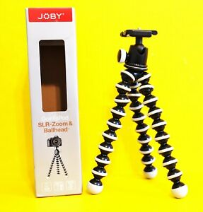 JOBY GorillaPod SLR Zoom Flexible Tripod for DSLR and Mirrorless Cameras