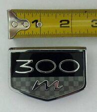 1999-2004 Chrysler 300M Fender Badge Emblem 04805287AC