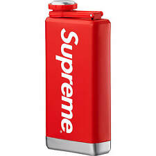 Supreme x Stanley Adventure Flask SS17 - Red
