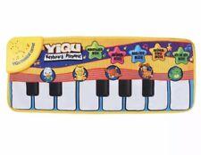 Kids Baby Musical Piano Play Mat Development Educational Soft Carpet Toys