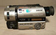 Sony Handycam Ccd-Tr940 8mm Video8 Hi8 Camcorder Player Video Transfer w/Case