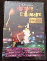 Slumdog Millionaire (DVD, Dev Patel, 2008) Freida Pinto *NEW*