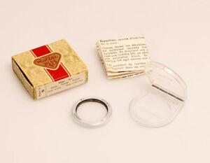 Rollei UV Filter für die Rollei 16