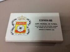 España-Sobres mundial copa de España 1982