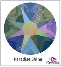 PARADISE SHINE 144 pieces 3.5mm 12ss Swarovski Crystal Flatback Rhinestones 2088
