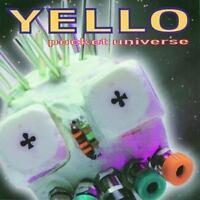 YELLO - Pocket Universe    -  CD NEUWARE