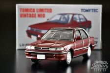 [TOMICA LIMITED VINTAGE NEO LV-N147d 1/64] TOYOTA COROLLA 1600GT 1989 (Red)