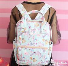 "New Tokyo Disney Sea Stella Lou PU 13"" Traveling Bag School Backpacking Cute Bag"