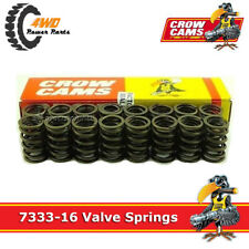 Crow Cams Ford Cleveland 302 351 370 460 Double Race Valve Springs 6 Cyl 7333-16
