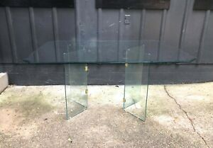 Pace Style Glass Dining Table