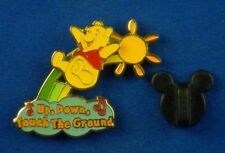 Up, Down Touch the Ground Magical Musical Moments Winnie the Pooh Pin # 16831