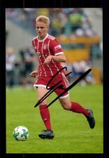 Resul Türkkalesi Autogrammkarte Bayern München II 2017-18