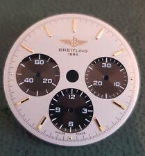 NEW Vintage Breitling Castillo Cronograph Quadrante NOS