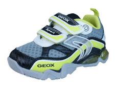 Scarpe scarpe da ginnastici sintetici marca Geox per bambini dai 2 ai 16 anni