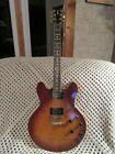 Electra X420VS Custom Pro Electric Guitar Starburst w/Hard Case - Excellent for sale