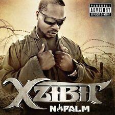 Napalm - Xzibit (2012, CD NEUF) Explicit Version