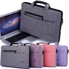 """Computer Laptop Sleeve Notebook Messenger Case Shoulder Bag for 15.4"""" 15.6"""" Dell"""