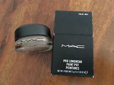 MAC Pro Longwear Paint Pot TAILOR GREY Eye Shadow NIB NEW Authentic