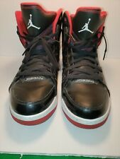 Nike Jordan SC-1 Black/White-Gym Red-Night Stadium 538698-012 Rare 2012 Size 13