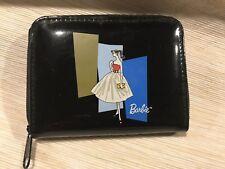Vintage Barbie Black Change Purse Wallet Mattel Excellent Condition!
