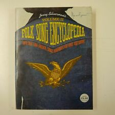 JERRY SILVERMAN folk song encyclopedia vol 2