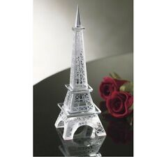 Large Crystal Eiffel Tower Paris Figurine New In Box Sale Gift