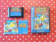 Dynamite Headdy Sega Mega Drive in OVP mit Anleitung
