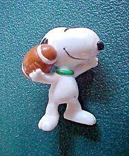 Peanuts Snoopy with Football Figurine