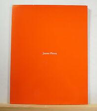 Jaume Plensa: Sculptures et Dessins Mai-Juin 1988 Catalog Art Sculpture
