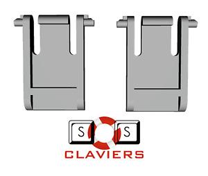 Pieds de remplacement pour clavierLogitech K120 / MK120