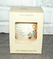 Vintage 1980 Hallmark Christmas Ornament Tree Trimmer Collection