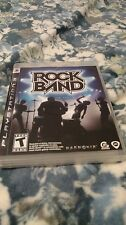 Rock Band PS3 Video game. preowned