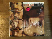 Van Morrison LP in Shrink - Moondance - Warner Brothers WS 1835 Stereo