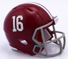 ALABAMA CRIMSON TIDE NCAA Riddell SPEED POCKET PRO Mini Football Helmet
