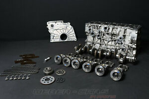 BMW X3 G01 M 40dX 340PS Hull Motor Block Engine Piston Crankshaft 850km