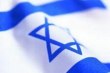 WAVE 3 x 2 feet ISRAEL National FLAG Jewish Star Magen David Israeli Country