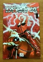 Taarna # 1 2018 Alex Ross Main Cover 1st Print Heavy Metal Comics VF/NM