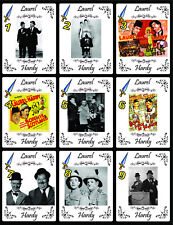 LAUREL AND HARDY 1 BOX WITH 50 SPANISH PLAYING CARDS ARGENTINA! NIB