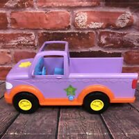 Dora The Explorer Travel & Care Pony Trailer Talking Truck Mattel Fisher Price