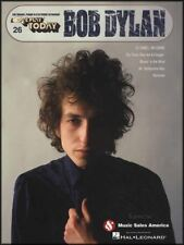 Bob Dylan EZ Play Today Very Easy Keyboard Sheet Music Book E-Z Vol 26