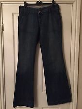 Diesel Only The Brave Jeans Wide Leg Flared size W31 L26