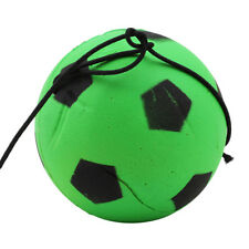 Colour Tennis Training Ball on String Returning Kick Pass Control Accessories G