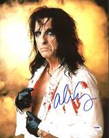 Alice Cooper Authentic Signed 11X14 Photo Autographed PSA/DNA ITP 6